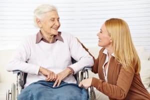 Suchen Sie eine Seniorenbetreuung zu Hause in München?
