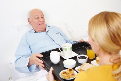Altenpflege zu Hause
