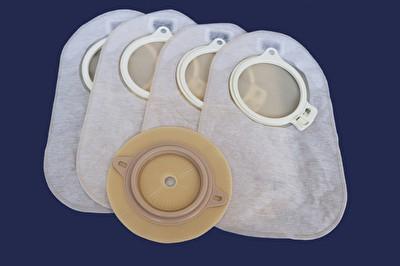 Stomaversorgung