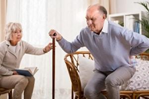 Pflege zu Hause durch Angehörige